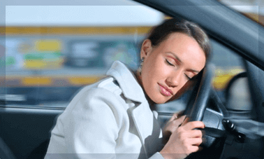 Drowsy Driving can be as dangerous as drunk driving.